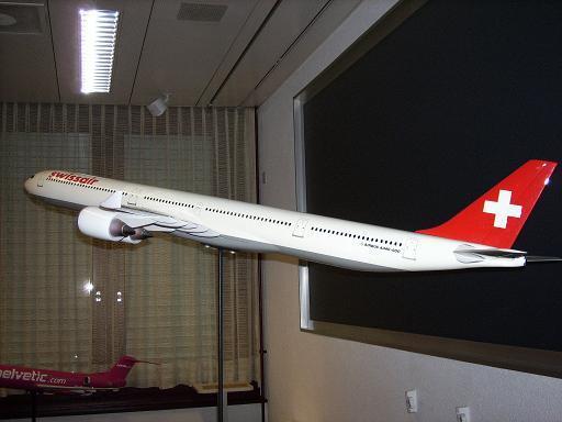 Fleet - Airbus A340-60...
